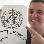 graphic recording United Nations World Health Organization visual thinking graphic facilitation