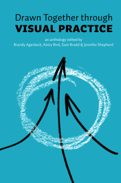 new Visual Practice book about graphic recording, graphic facilitation and more